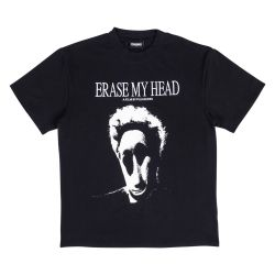 ERASE MY HEAD PREMIUM T-SHIRT BLACK