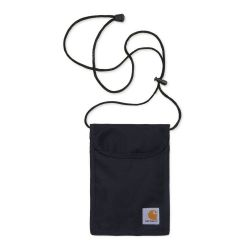 COLLINS NECK POUCH BLACK